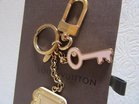Louis Vuitton Louis Vuitton Handbag Charm Key Holder DP1113 Authenticity Verified Image 4