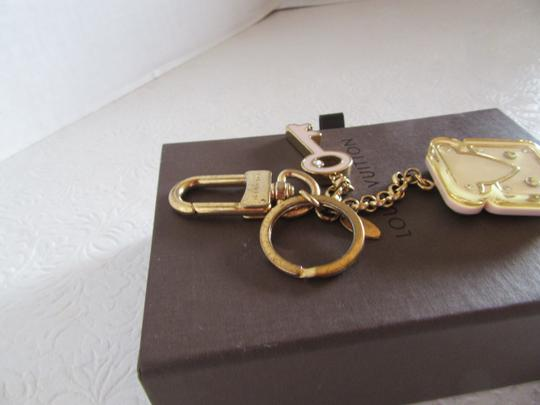 Louis Vuitton Louis Vuitton Handbag Charm Key Holder DP1113 Authenticity Verified Image 7