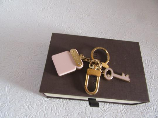 Louis Vuitton Louis Vuitton Handbag Charm Key Holder DP1113 Authenticity Verified Image 8