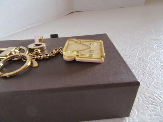 Louis Vuitton Louis Vuitton Handbag Charm Key Holder DP1113 Authenticity Verified Image 9