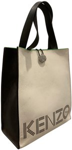 Kenzo x H&M Tote in Black and White