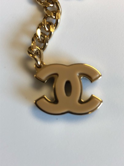 Chanel Chanel Gold Chain Belt Image 5