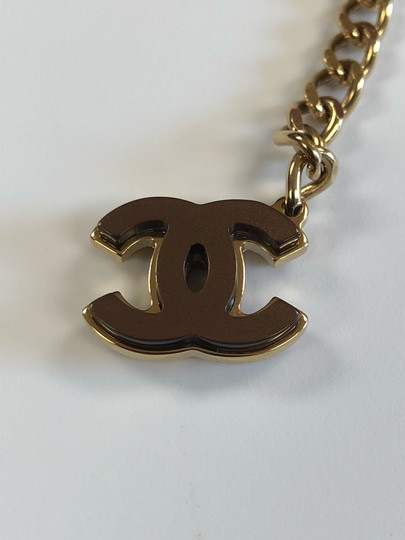 Chanel Chanel Gold Chain Belt Image 6