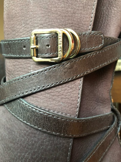 Tory Burch Brown Boots Image 2
