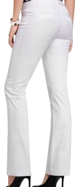 Item - White New Mid Rise Barely Columnist Pants Size 10 (M, 31)