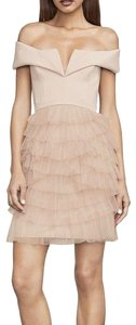 BCBGMAXAZRIA Ruffles Dress