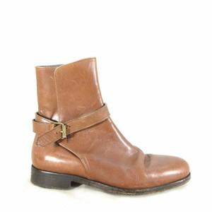 Tod's Leather Ankle Brown Boots