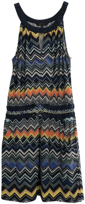 Item - Multicolor Summer Short Casual Dress Size 2 (XS)