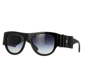 Chanel CH5276-Q 501/S6 Leather Bow Oversized