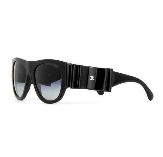 Chanel CH5276-Q 501/S6 Leather Bow Oversized Image 1