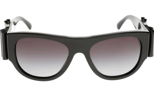 Chanel CH5276-Q 501/S6 Leather Bow Oversized Image 3