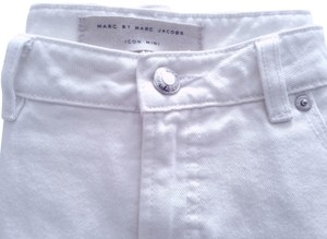 Marc by Marc Jacobs Mini Skirt White