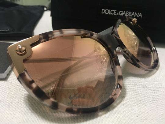 Dolce&Gabbana Dolce & Gabbana 60mm Cat Eye Sunglasses Image 5
