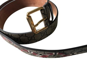 Gucci Kingsnake GG supreme Men's Gucci Belt
