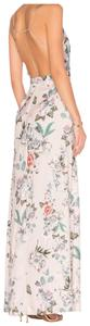 Light pink floral Maxi Dress by Majorelle