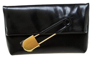 Burberry Leather Black Clutch