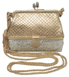 Judith Leiber Swarovski Vintage Evening Evening Shoulder Bag