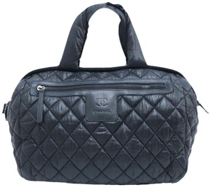 Chanel Cocoon Coco Frame Shoulder Bag
