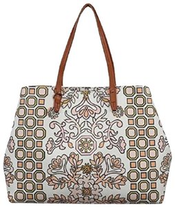 Tory Burch Tote in pink floral