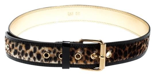 Preload https://img-static.tradesy.com/item/25887789/dolce-and-gabbana-beige-beigegold-leopard-print-calfhair-and-leather-85cm-belt-0-1-540-540.jpg