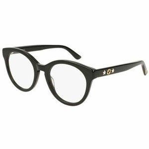 Gucci & Demo Lens Women's Round Eyeglasses