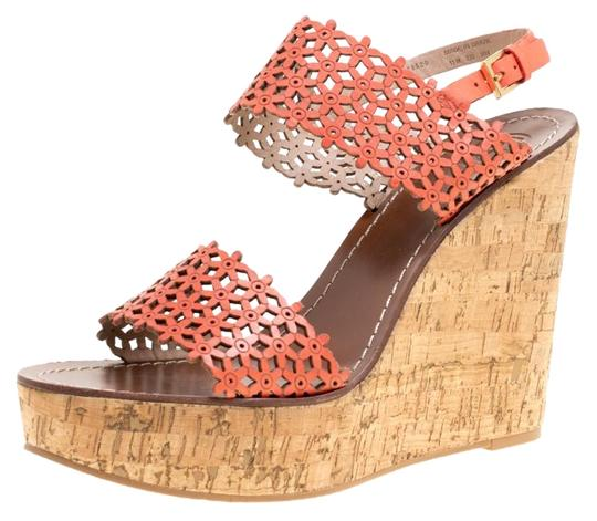 Preload https://img-static.tradesy.com/item/25888334/tory-burch-red-coral-perforated-leather-daisy-cork-wedge-sandals-size-eu-41-approx-us-11-regular-m-b-0-1-540-540.jpg