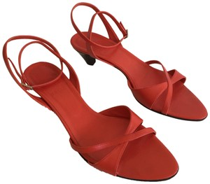 Bally red Sandals
