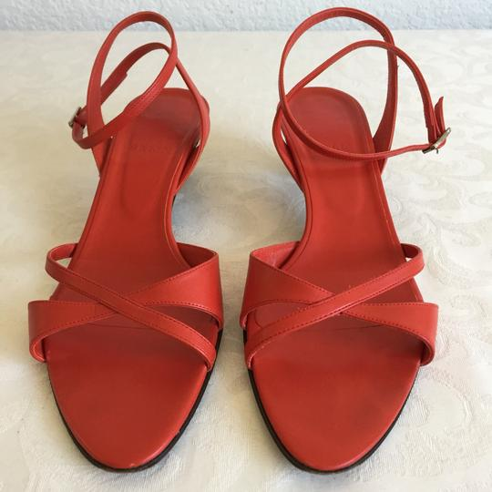 Bally red Sandals Image 6