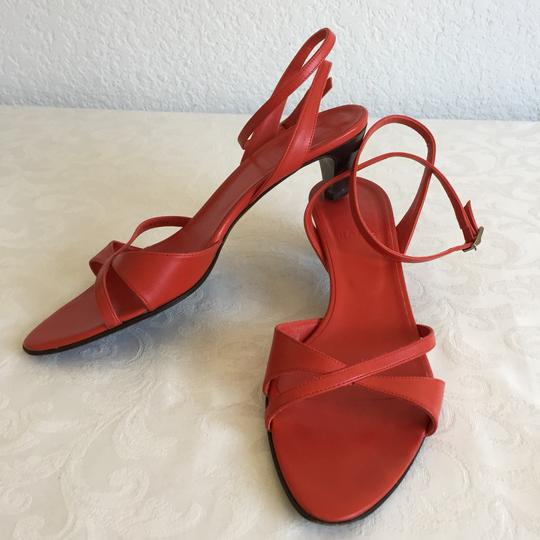 Bally red Sandals Image 9