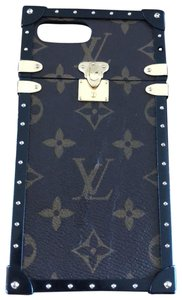 Louis Vuitton 2017 Monogram eye-trunk 7plus casé