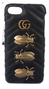 Gucci Gucci marmont leather iphone 7 case cover