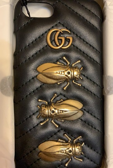 Gucci Gucci marmont leather iphone 7 case cover Image 4