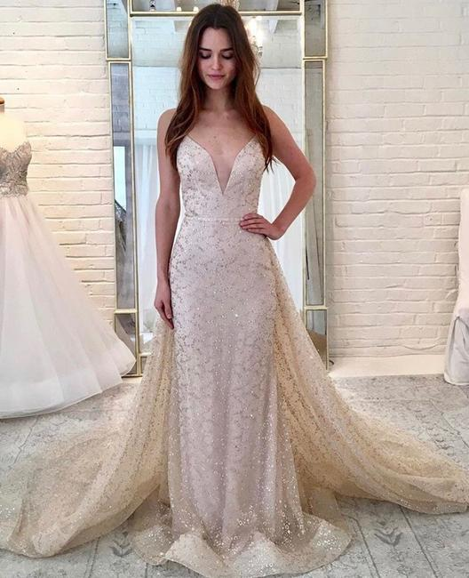 Tara Keely Rose Gold Champagne And Blush Glitter Tulle Chiffon Gown With Overskirt Feminine Wedding Dress Size 8 M Tradesy,Mother Of The Bride Dresses For Beach Wedding Uk