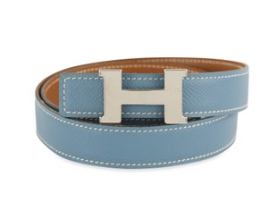 Hermès Constance 24mm H Reversible Belt