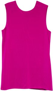 Helmut Lang New Top Fuchsia