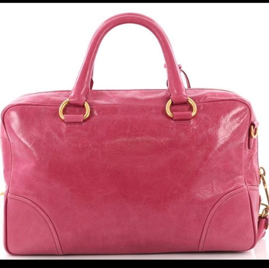 Prada Satchel in pink Image 1