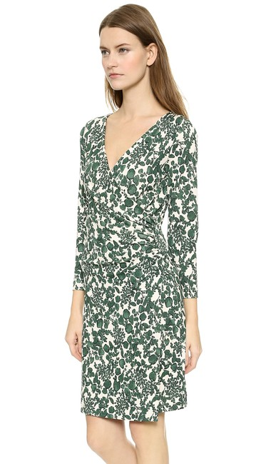 Preload https://img-static.tradesy.com/item/25889709/tory-burch-green-white-michelle-mid-length-workoffice-dress-size-12-l-0-0-650-650.jpg