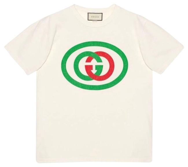 Preload https://img-static.tradesy.com/item/25889782/gucci-men-small-and-medium-white-tee-shirt-size-os-one-size-0-1-650-650.jpg