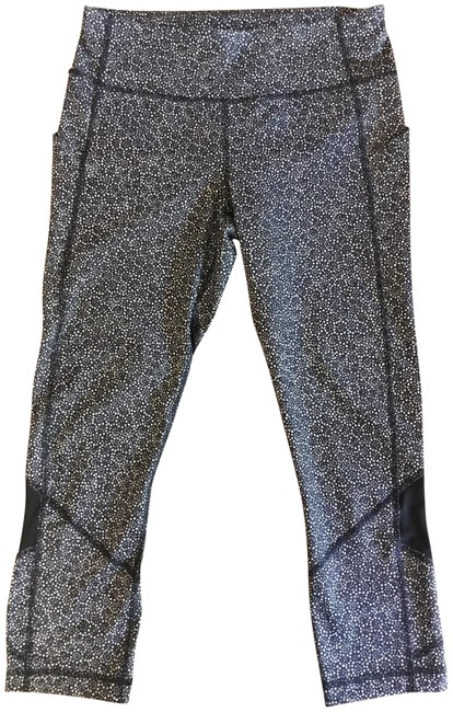 Item - Black and White Pace Rival Activewear Bottoms Size 6 (S, 28)
