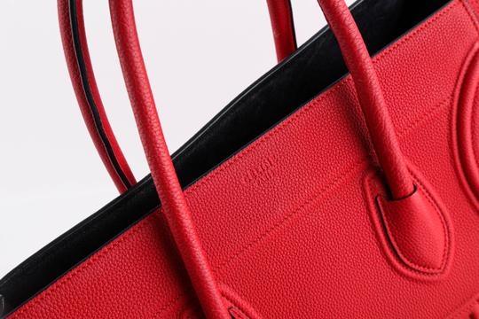 Céline Tote in Red Image 10