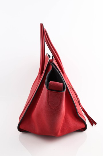 Céline Tote in Red Image 2