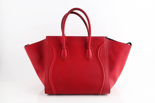 Céline Tote in Red Image 3