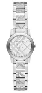 Burberry New Burberry The City Stainless Steel Ladies Bu9233 Watch