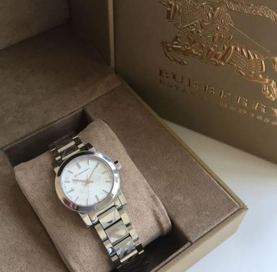 Burberry New Burberry The City Stainless Steel Ladies Bu9233 Watch Image 2