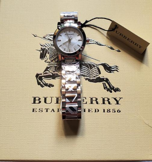 Burberry New Burberry The City Stainless Steel Ladies Bu9233 Watch Image 3