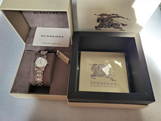 Burberry New Burberry The City Stainless Steel Ladies Bu9233 Watch Image 7