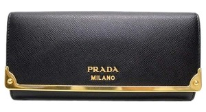 Prada LIMITED Cahier Continental Wallet