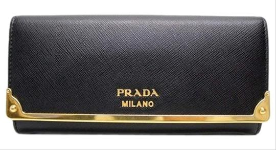 Preload https://img-static.tradesy.com/item/25890703/prada-black-cahier-limited-continental-wallet-0-1-540-540.jpg