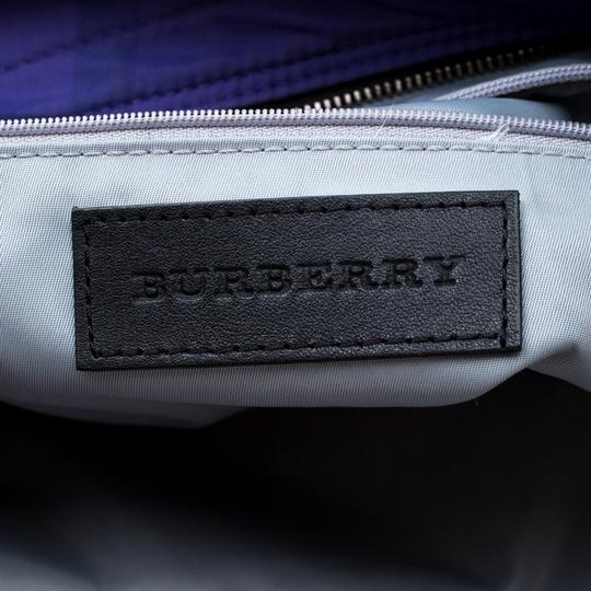 Burberry Nylon Packable Tote in Purple Image 9