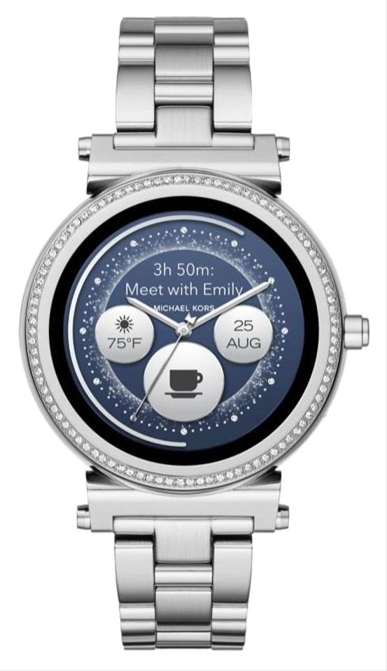 Michael Kors Stainless Steel Access Sofie Touchscreen